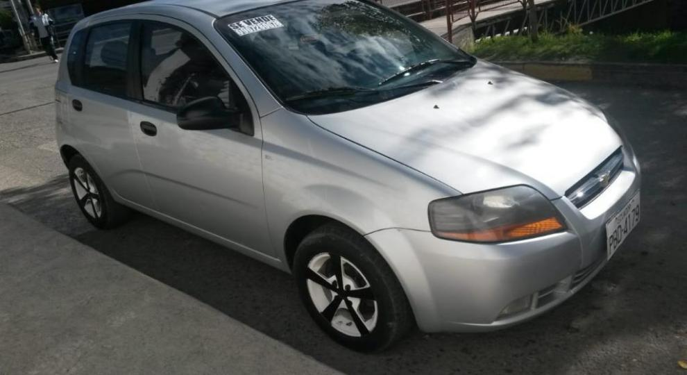 Chevrolet Aveo 2008 Hatchback 5 Puertas En Cuenca Azuay Comprar