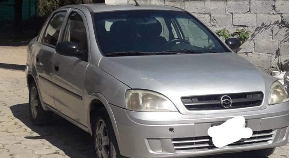 Chevrolet Corsa 2007 Sedn En Quito Pichincha Comprar Usado En