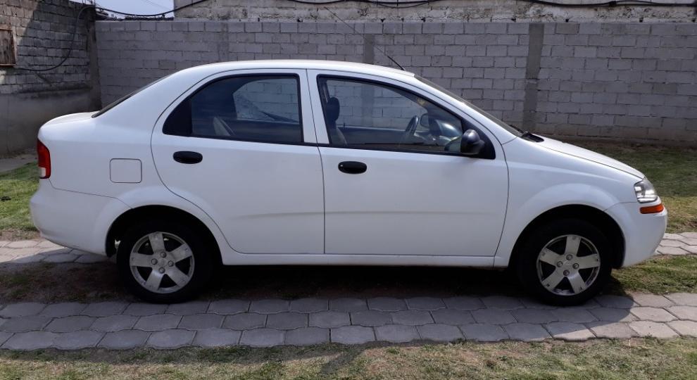 Chevrolet Aveo Family 2013 Sedn En Quito Pichincha Comprar Usado