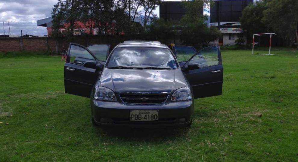 Chevrolet Optra 2008 Sedn En Quito Pichincha Comprar Usado En