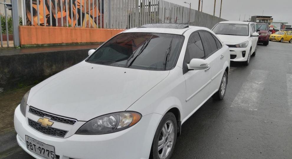 Chevrolet Optra 2012 Sedan En Manta Manabi Comprar Usado En