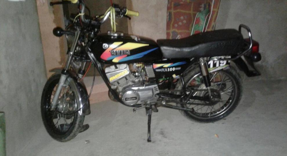 Yamaha Rx 100 1998 Utilitaria En Quevedo Los Rios Comprar