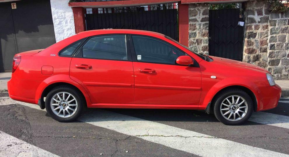 Chevrolet Optra 2007 Sed 225 N En Quito Pichincha Comprar