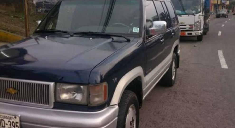 Chevrolet Trooper 5p 1995 Todoterreno En Quito Pichincha Comprar