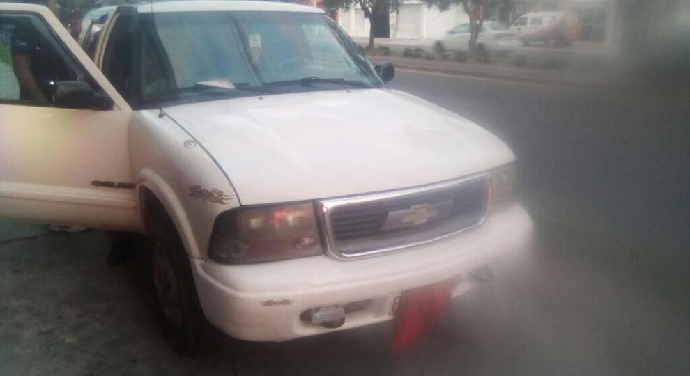 Chevrolet Blazer 2002 Hatchback 5 Puertas En Ibarra Imbabura