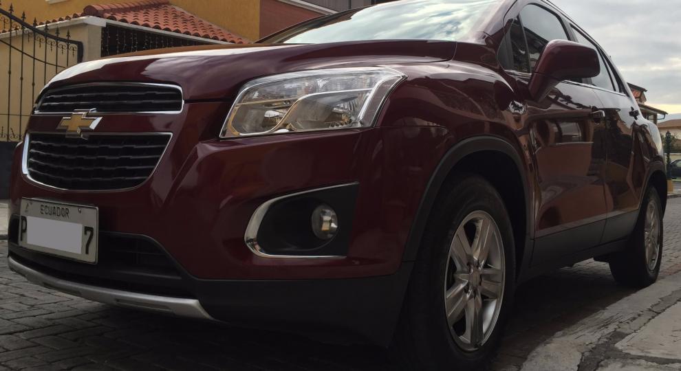 Camioneta Chevrolet Tracker 2014 Precio.html | Autos Weblog