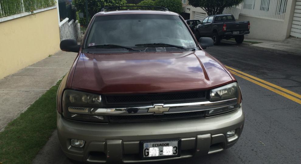 Autos Chevrolet Blazer En Ecuador Patiotuerca Autos Weblog