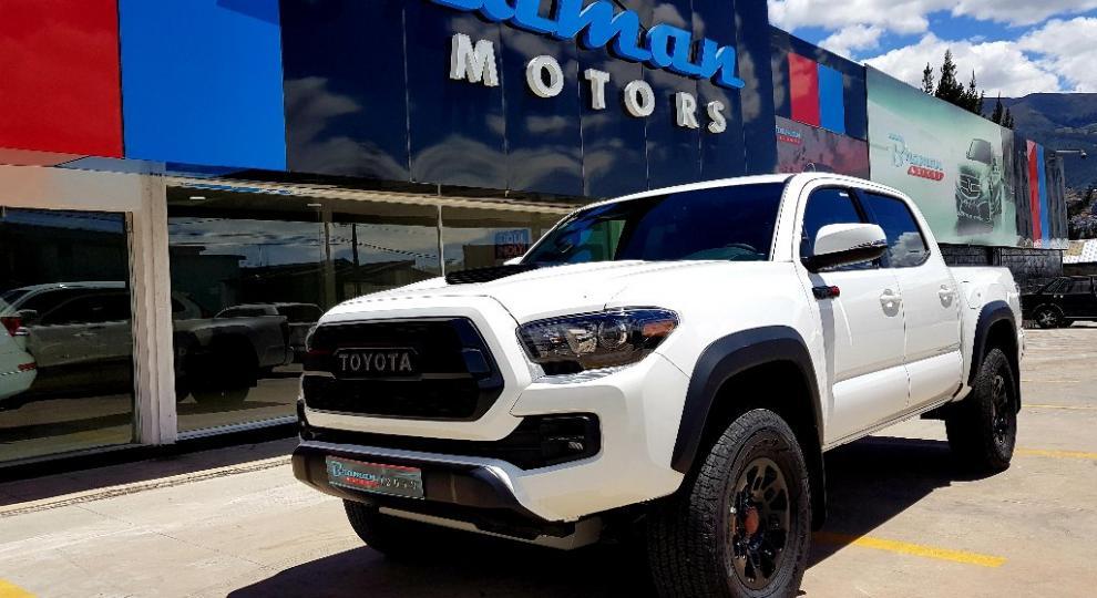 Toyota Tacoma 2019 Camioneta Doble Cabina En Quito