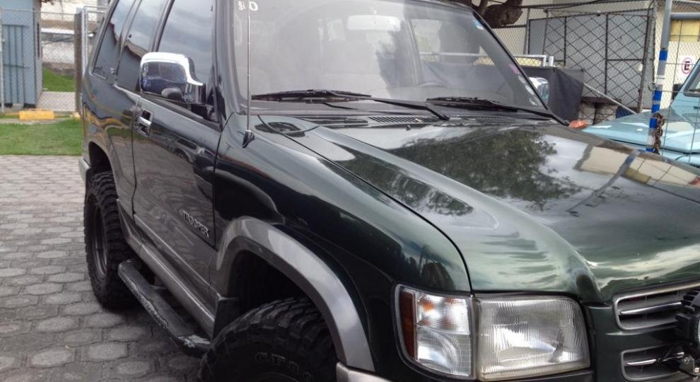 Chevrolet Trooper 3p 2001 Todoterreno En Quito Pichincha Comprar
