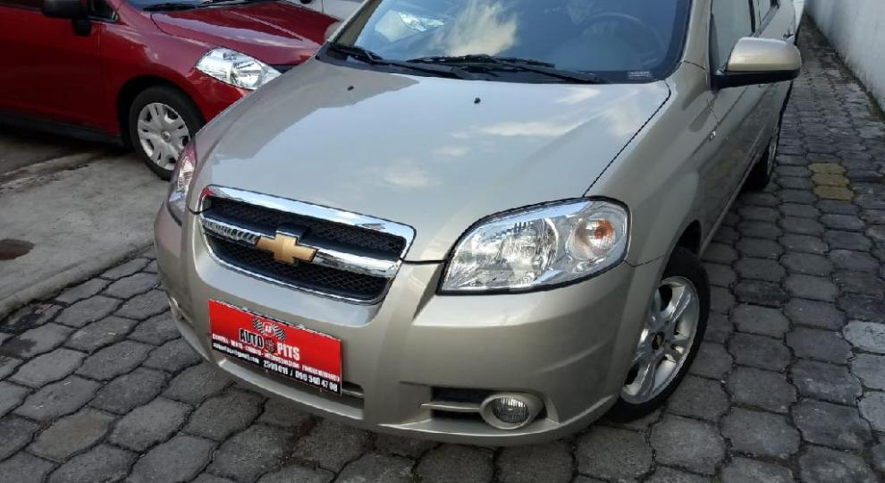 Chevrolet Aveo Emotion Gls 2017 Sedn En Quito Pichincha Comprar