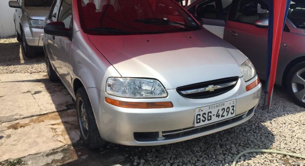 Chevrolet Aveo Family 2013 Sedn En Guayaquil Guayas Comprar Usado