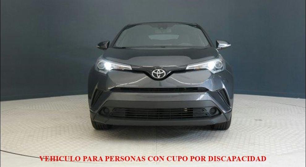 Toyota C Hr 2018 Todoterreno En Cuenca Azuay Comprar