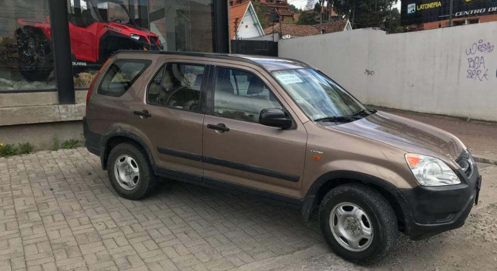 Honda cr v 2003 todoterreno en cuenca azuay comprar usado for Costo filtro aria cabina honda crv