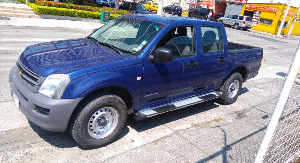 D Max 4x4 2014 Ecuador | Autos Post