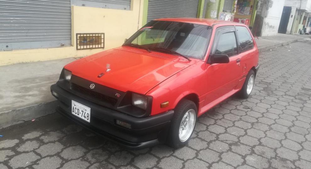 Suzuki Forsa 1 1990 Hatchback 3 Puertas En Latacunga