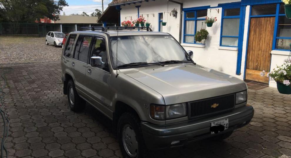 Chevrolet Trooper 5p 1994 Todoterreno En Quito Pichincha Comprar