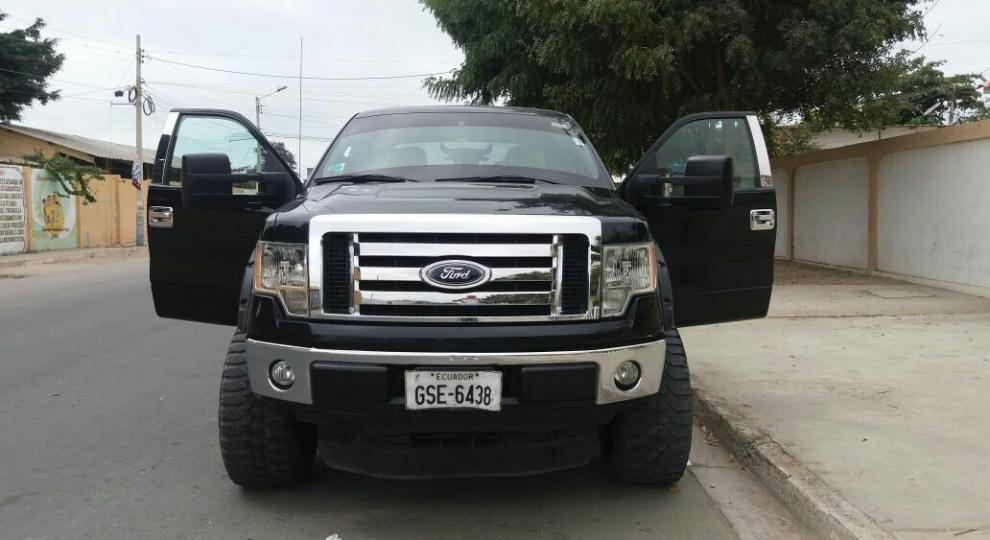 ford f150 2012 camioneta doble cabina en guayaquil guayas. Black Bedroom Furniture Sets. Home
