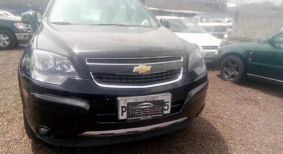 Chevrolet Captiva Sport 2015 Todoterreno En Quito Pichincha Comprar