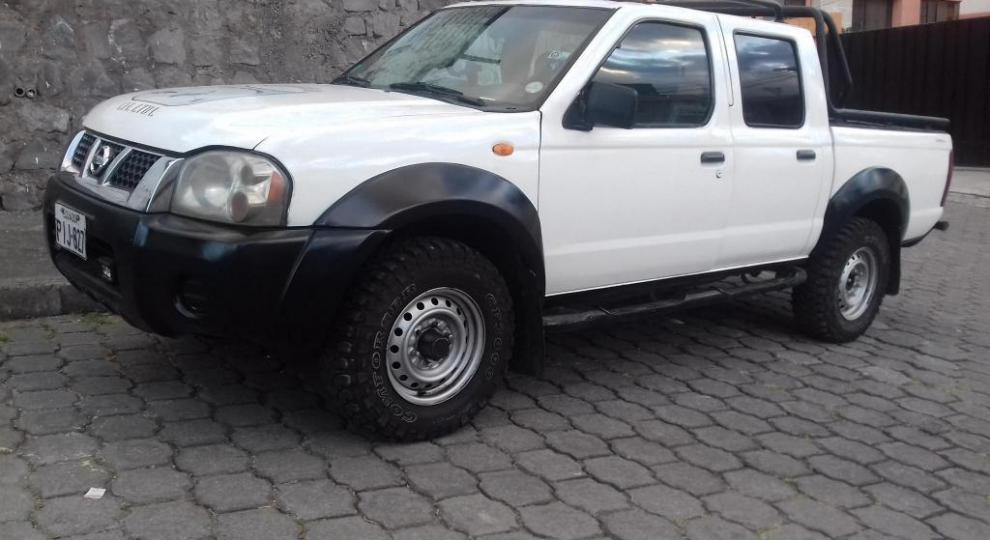 Nissan Frontier 2004 Camioneta Doble Cabina En Quito Pichincha