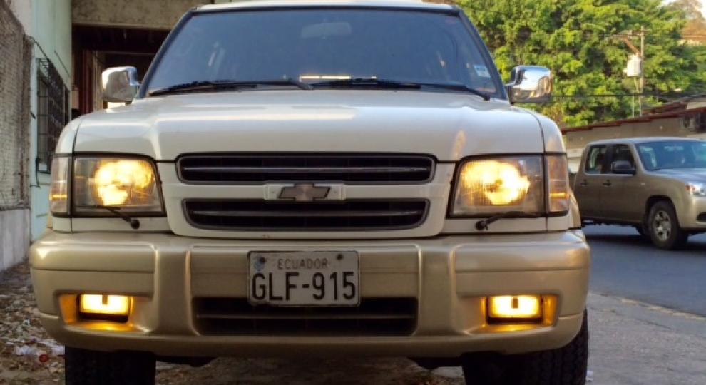 Chevrolet Trooper 5p 2001 Todoterreno En Guayaquil Guayas Comprar
