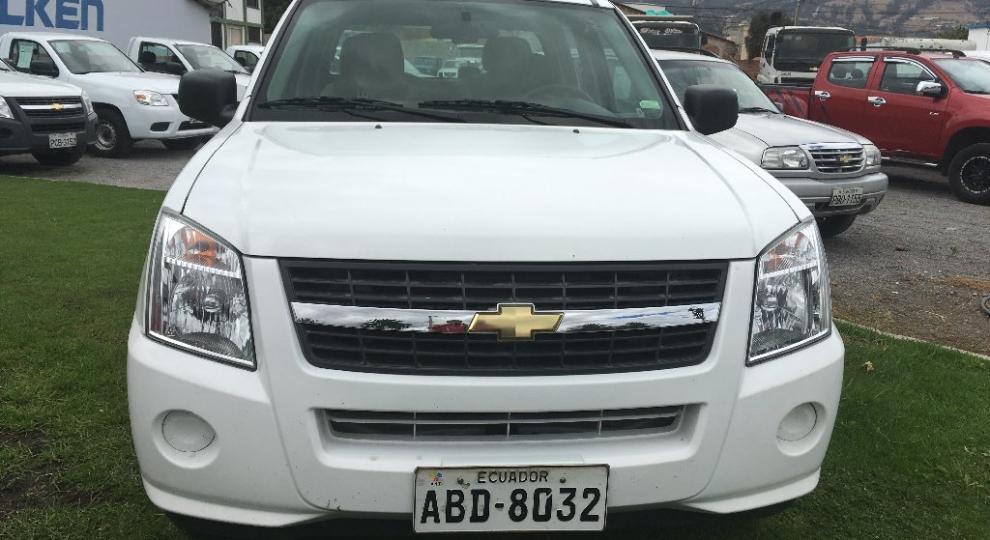 Chevrolet luv d max cd optima 2013 camioneta doble cabina - Imbauto ibarra ...
