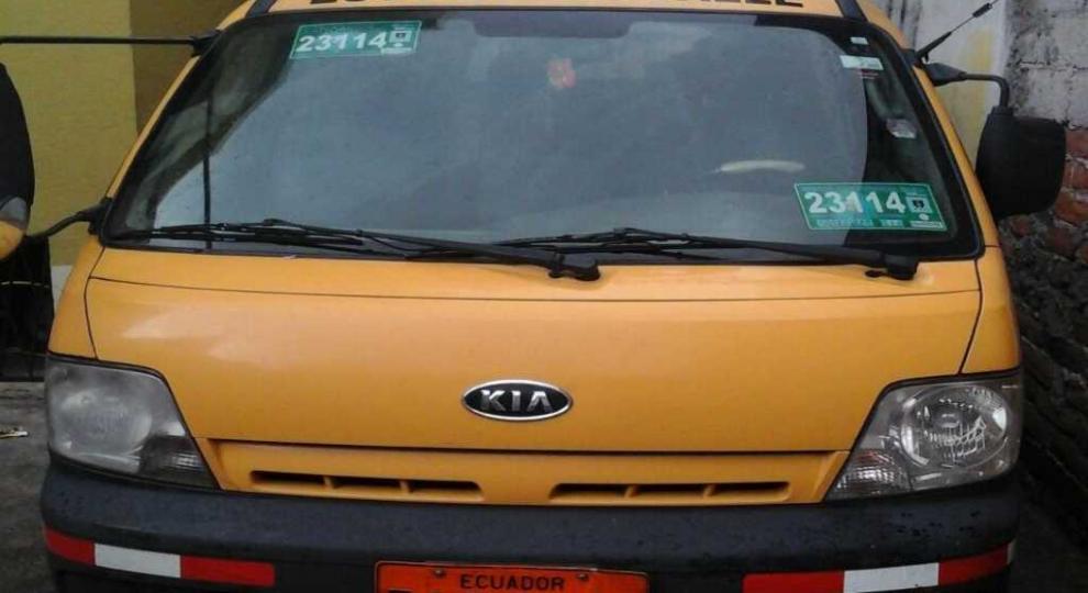 Kia pregio 2010 van en quito pichincha comprar usado en for Sillas para kia pregio