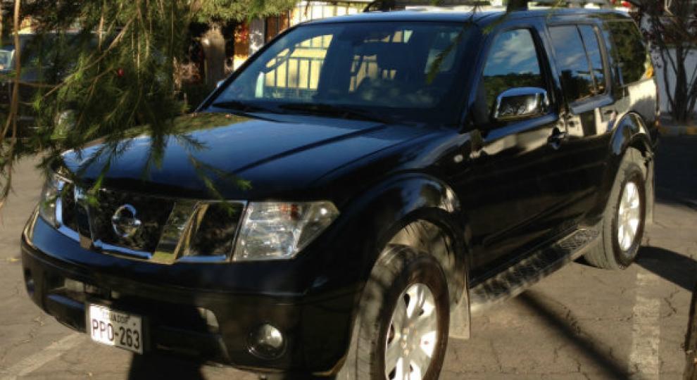 Nissan Pathfinder 2006 Todoterreno En Quito Pichincha