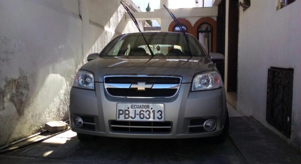 Chevrolet Aveo Emotion Gls 2014 Sedn En Quito Pichincha Comprar