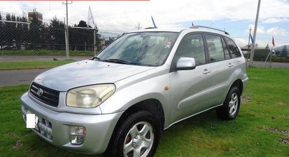 Toyota Rav 4 2003 Todoterreno En Sangolqui Pichincha
