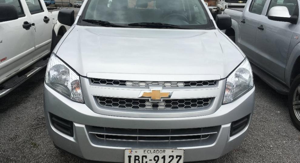 Chevrolet d max crdi 3 0 cd 4x2 diesel 2016 camioneta - Imbauto ibarra ...
