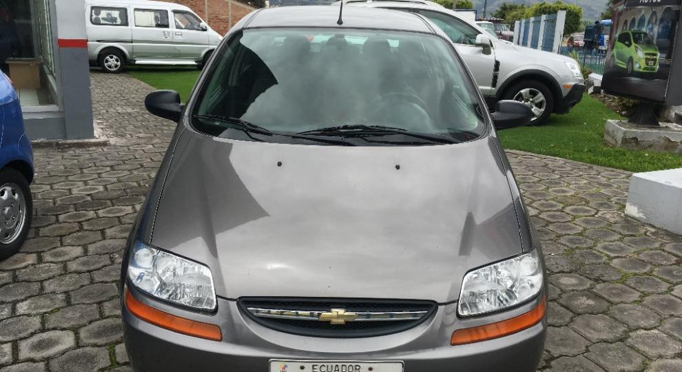 Chevrolet aveo family 2015 sed n en ibarra imbabura - Imbauto ibarra ...