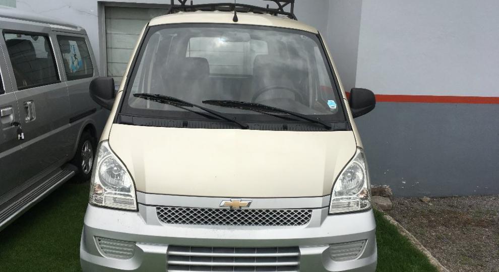 Chevrolet n300 max cargo 1 2l tm ac 2015 mini van mpv en - Imbauto ibarra ...