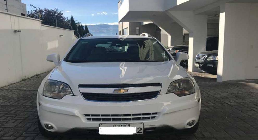 Chevrolet Captiva Sport 2010 Todoterreno En Quito Pichincha Comprar