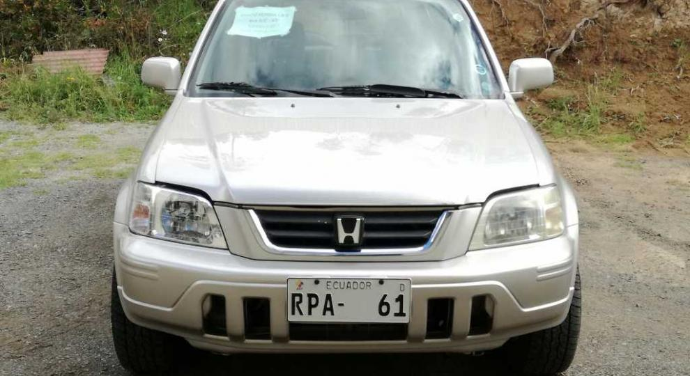 Honda cr v 1997 todoterreno en loja loja comprar usado en for Costo filtro aria cabina honda crv