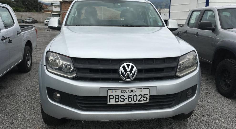 Volkswagen amarok 2011 camioneta doble cabina en ibarra - Imbauto ibarra ...