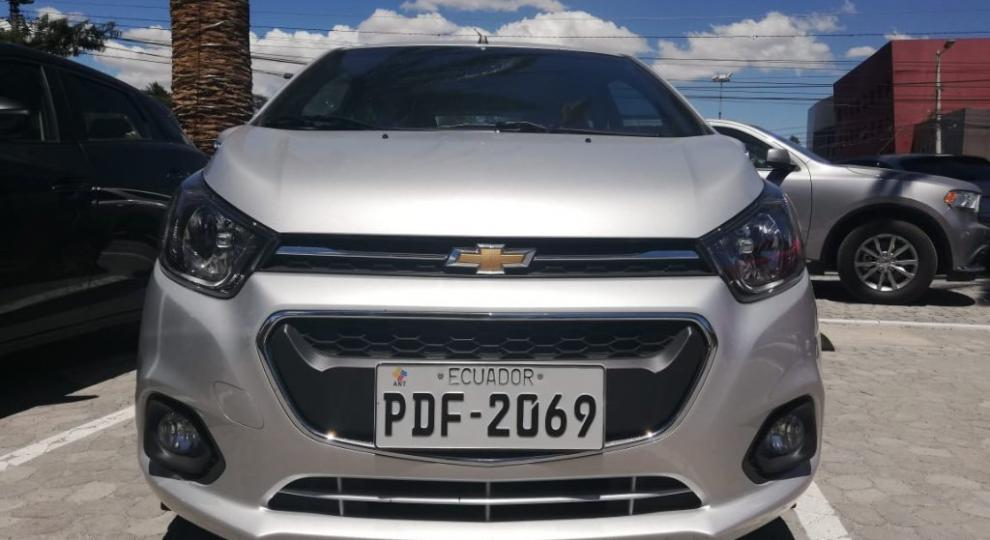 Chevrolet Spark Gt 2019 Hatchback 5 Puertas En Quito Pichincha