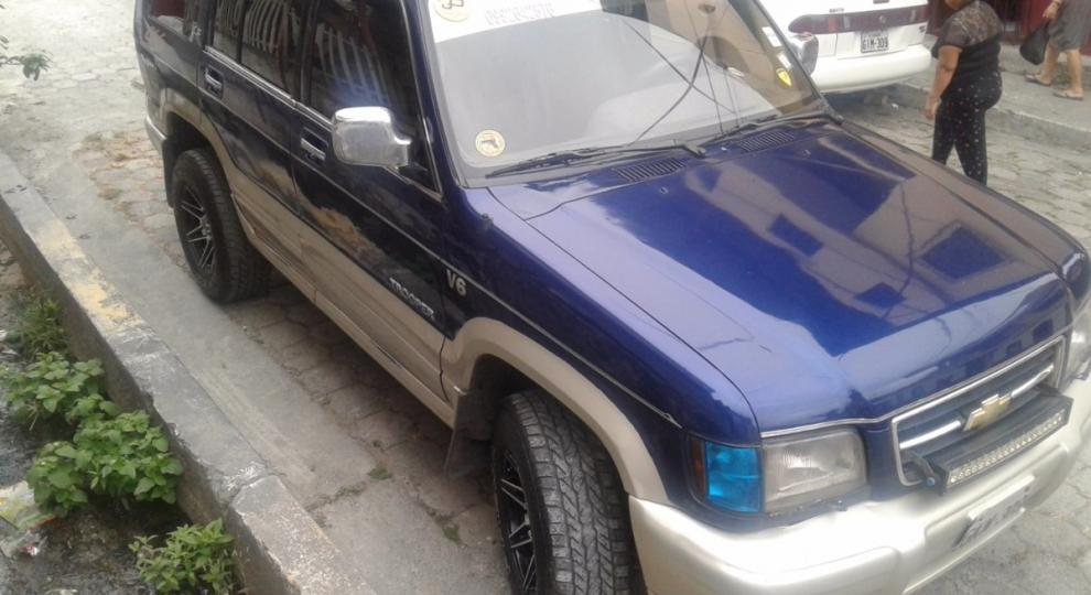 Chevrolet Trooper 5p 1998 Hatchback 5 Puertas En Quevedo Los Rios
