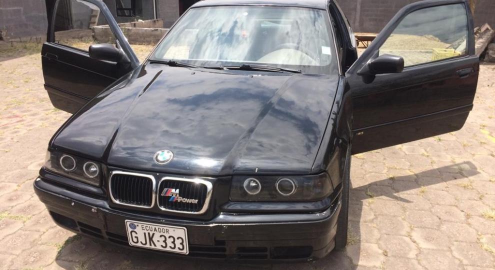 9ce1a63d0 BMW 318ti 1995 Coupé en Quito, Pichincha-Comprar usado en PatioTuerca  Ecuador