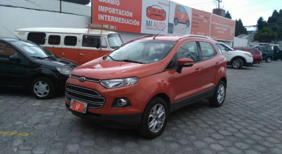 Ford Ecosport 2013 Todoterreno En Quito Pichincha Comprar