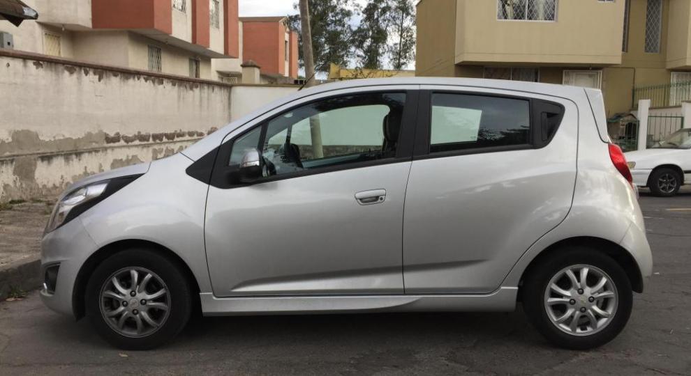 Chevrolet Spark Gt 2017 Quito