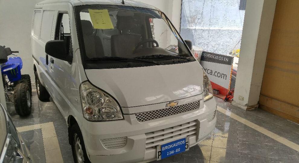 Chevrolet N300 2013 Van de Carga en Quito, Pichincha-Comprar usado en