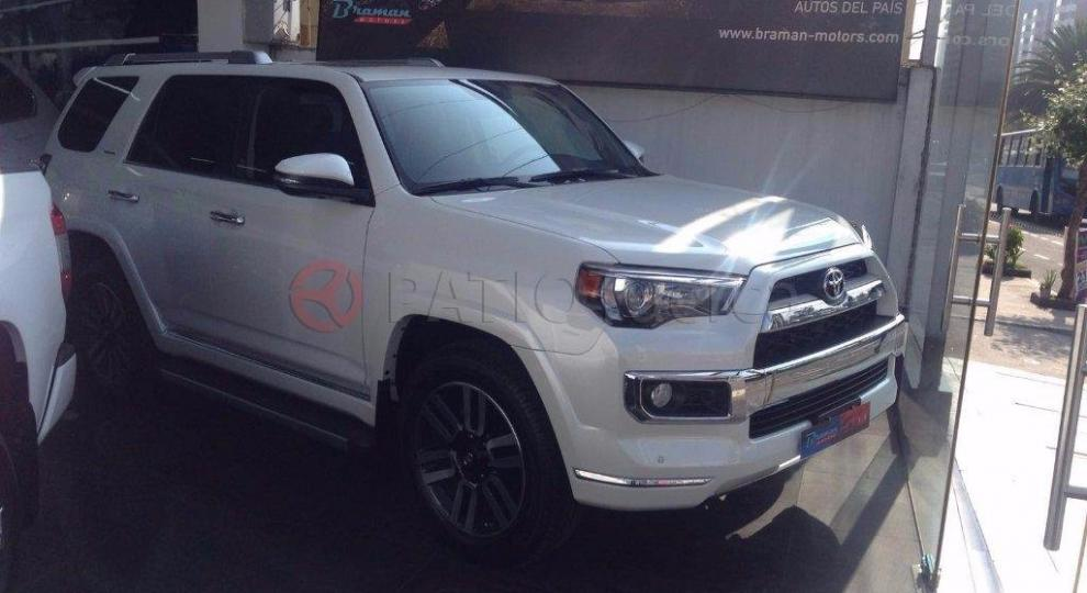 Toyota 4 Runner Limited 2018 Todoterreno En Quito
