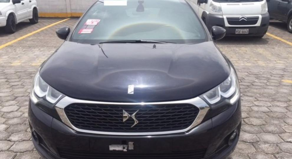 Citroen Ds4 2017 Hatchback 5 Puertas En Quito Pichincha