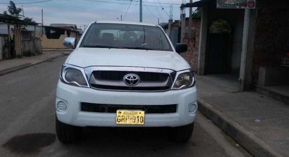 Toyota Patio Ecuador