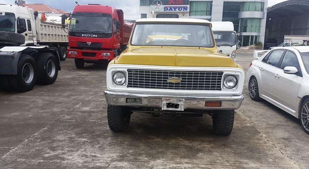 Chevrolet Blazer 1972 Todoterreno En Cuenca Azuay Comprar Usado En