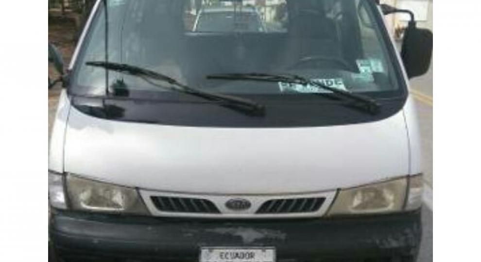 Kia pregio 2002 van de carga en guayaquil guayas comprar for Sillas para kia pregio