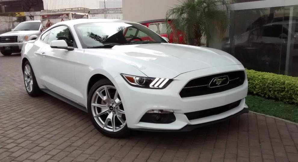 Ford Mustang 2016 Coup 233 En Guayaquil Guayas Comprar Usado