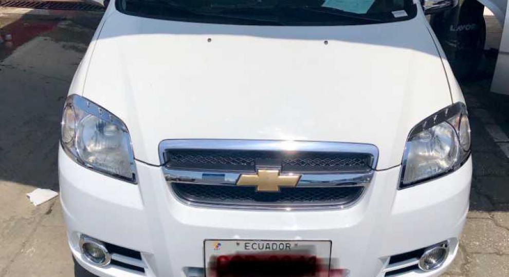 Chevrolet Aveo Emotion Advance 2016 Sedn En Guayaquil Guayas