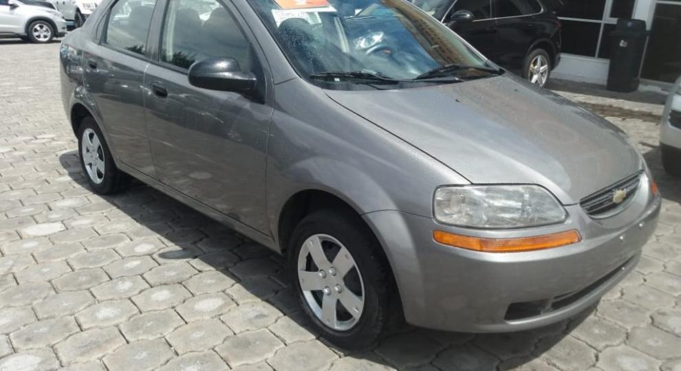 Chevrolet Aveo Family 2012 Sedn En Quito Pichincha Comprar Usado
