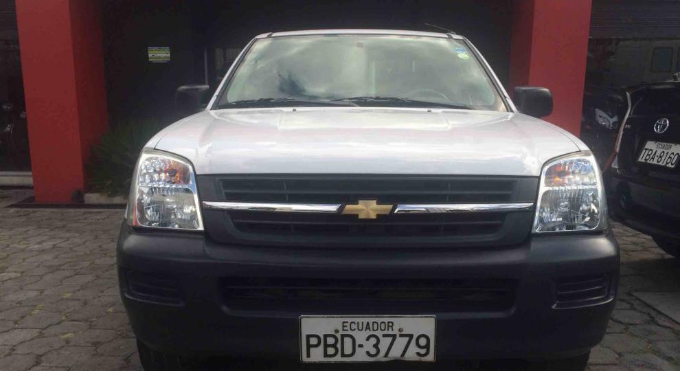 Chevrolet Dmax Ecuador | Autos Weblog
